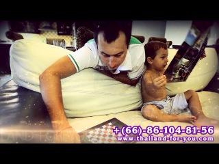 Рекламный семейный видео ролик о Тайланде. Фотограф в Таиланде, Видео съемки в Тайланде, свадьба в Тайланде