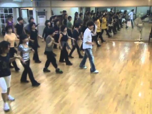 Regret - Line Dance (Demo Walk Through)