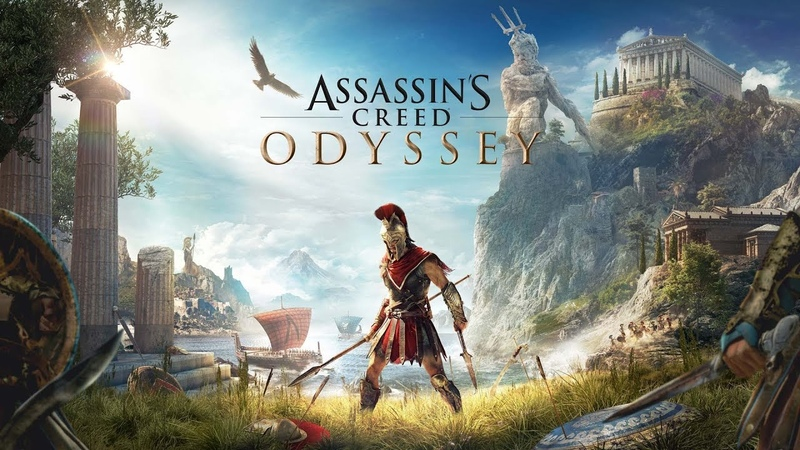 Assassin's Creed Odyssey [Одиссея] (PS4) СТРИМ ПЕРВЫЙ