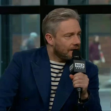"""Martin Freeman Online on Instagram: """"MartinFreeman about what makes him choose the projects he takes part in buildseries"""""""