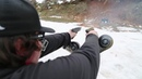 Dual Wielding Full Auto Glocks W/ 100 Round Drum Mags