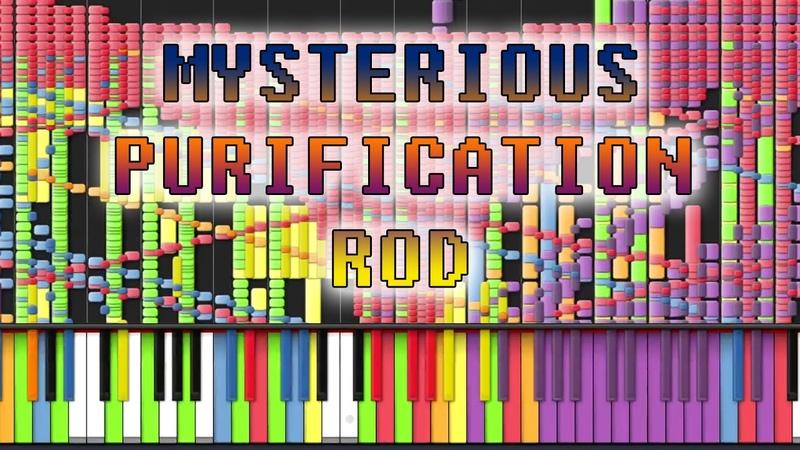 [Black MIDI] Synthesia - Mysterious Purification Rod 300,000 ~ EpreTroll Z-Doc R.
