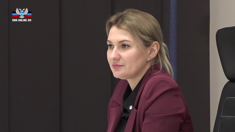 Глава ДНР Денис Пушилин наградил сотрудников аппарата Уполномоченного по правам человека.