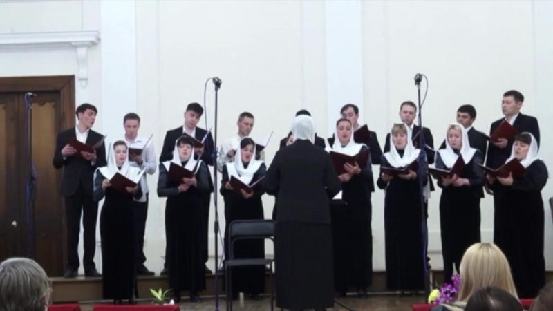 Свв Кириллу и Мефодию Стихира на хвалитех Музыка М Шмельковой