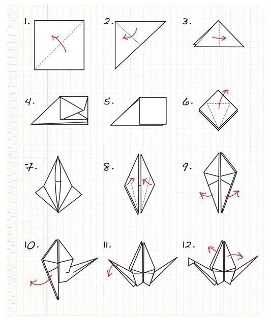Как сделать птицу из картона схема - Комфорт профи