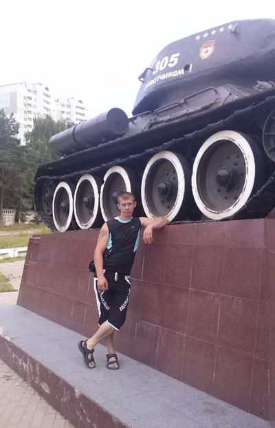 Сергей Расстегаев, 8 сентября 1982, Тамбов, id220517403