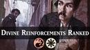 Divine Reinforcements Ranked Guilds of Ravnica Standard Deck Guide MTG Arena