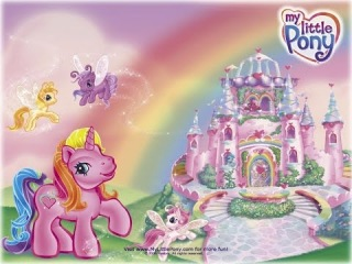 Пони, Pony, My little Pony, Трансформеры, MLP - Киндеры