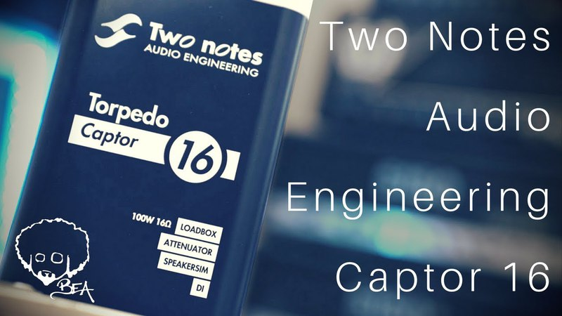 Two Notes Audio Engineering | Captor 16 Loadbox