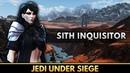SWTOR: Jedi Under Siege - Empire Story (Sith Inquisitor, Dark Side)