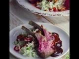 Два блюда с рисом - вкусные рёбрышки и фаршированные помидоры