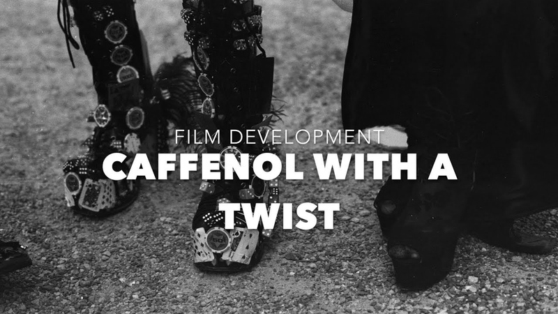 Caffenol Development With A Twist