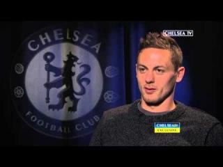 EXCLUSIVE: New signing Nemanja Matic speaks to Chelsea TV