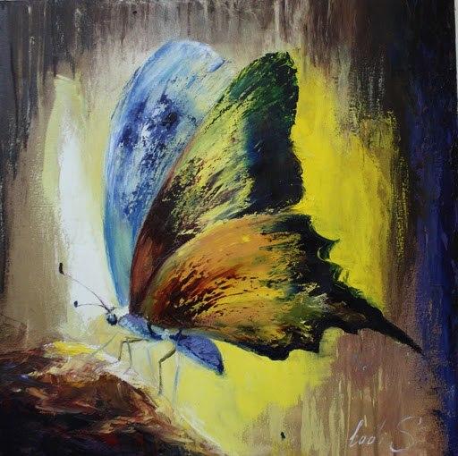 свет в живописи:
