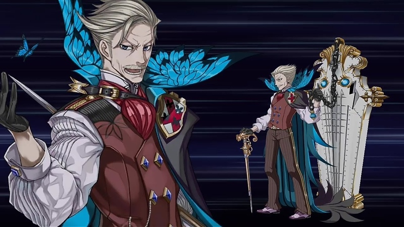 Fate/Grand Order Archer Moriarty's Noble Phantasm Extra Attack