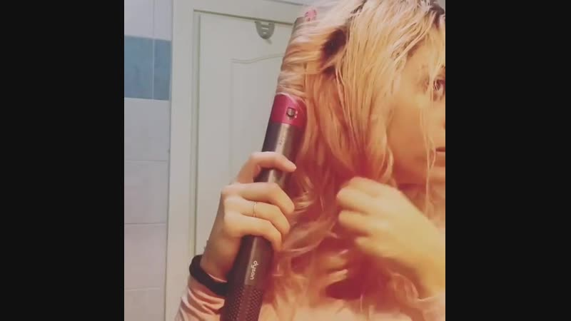 Стайлер Дайсон Аирврап от сушки волос до завивки