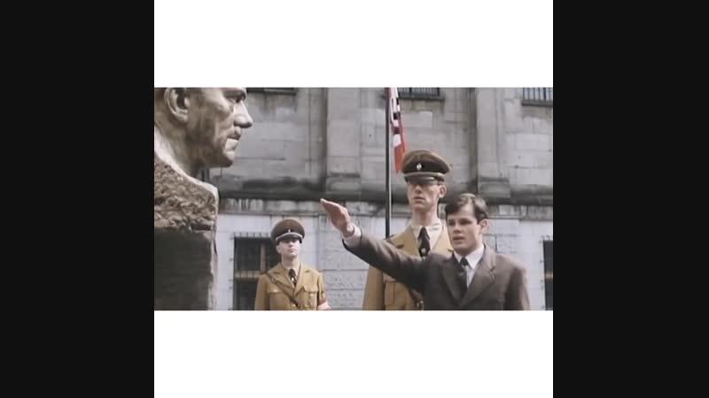 Еврей даёт клятву фюреру Холокост