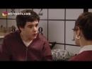 Junior habla con Simona