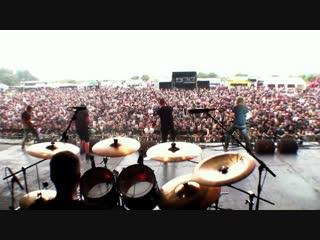 BENEDICTION - Live At Bloodstock 2012 (vk.com/afonya_drug)