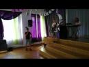 репетиция ребят змей, выпускной у 9-х, 2018 г.