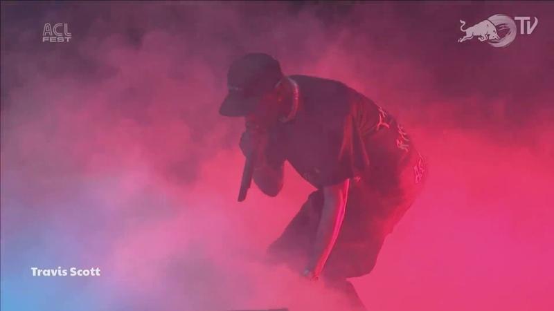 [ FULL HD ] Travis Scott LIVE at ACL Fest 2018 w/ Mike Dean ( Austin City Limits Weekend 1 )
