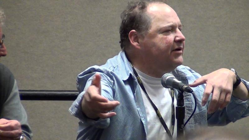 Babylon 5 Tron Panel @ Megacon 2012 (part 7)