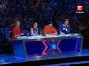 X-Factor Украина [1 сезон] Львов 2-й Эфир 11.09.2010