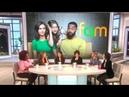 The Talk - Nina Dobrev on 'FAM' Talks Wedding Gown Shopping On-Screen Marriage