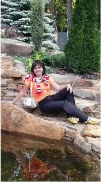 Эвелина Трофимцова, 15 мая , Харьков, id186241544