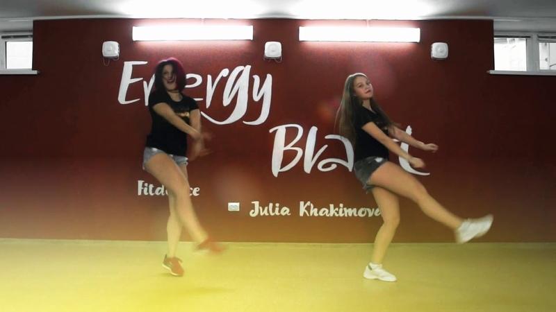 Merk Kremont feat. DNCE - Hands Up (Choreo Julia Khakimova)