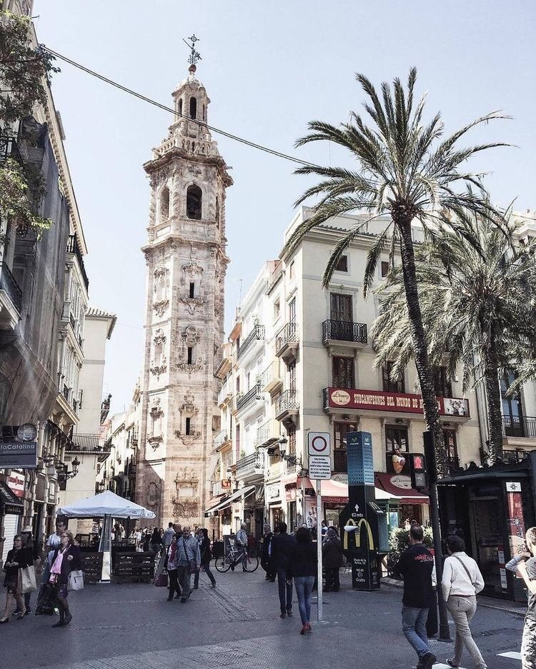 Валенсия, Испания