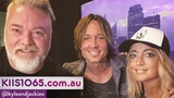 Keith Urban Co-Hosts The Kyle &amp Jackie O Show! KIIS1065