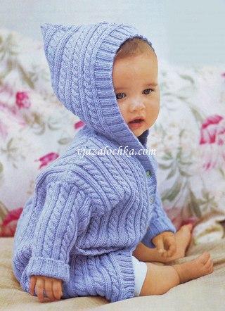 Здесь все для вязания малышам