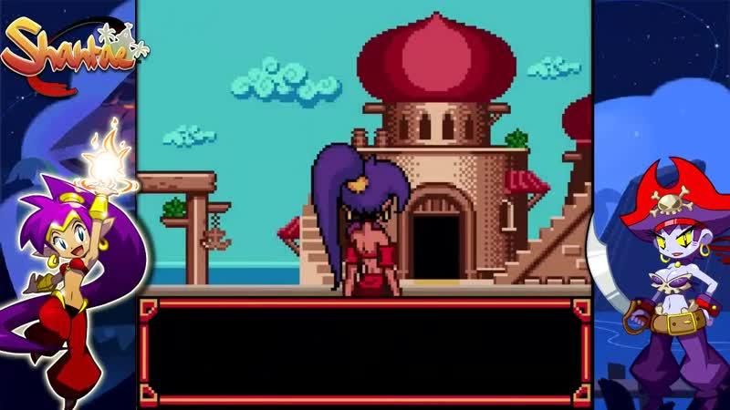 Shantae (GBC) - ретро обзор от Брэйнета