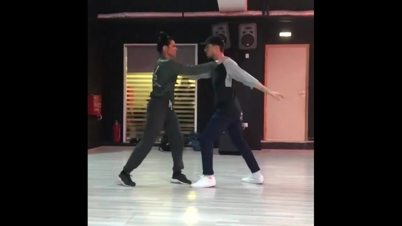 Perfect dance in couples