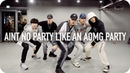 Ain't No Party Like An AOMG Party Jay Park Ugly Duck Jinwoo Yoon Choreography