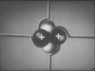 Учебный фильм. Ядерные реакции. Физика элементарных частиц. [240p]
