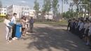 ООО МСК-НТ установили в Дашковской школе контейнер для акции Добрые крышечки