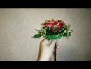 Моя Роза из бисера-во всей красе!Мастер Воронова Юлия.по мк Макки Хамсуевой