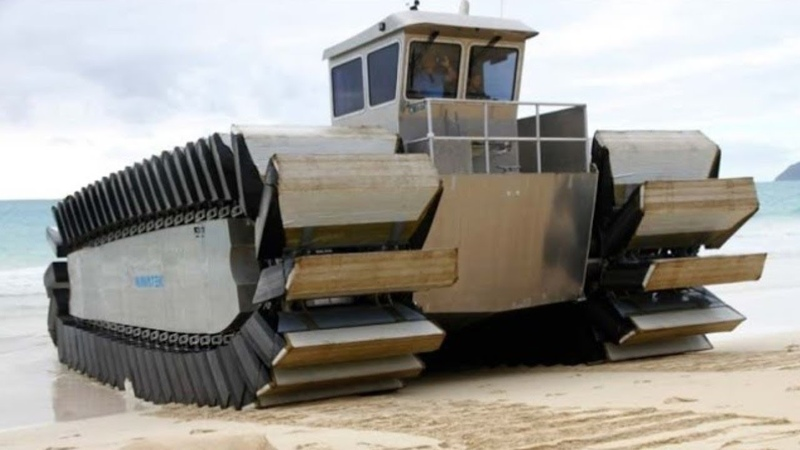 10 Amphibious Vehicles You Wont Believe Exist