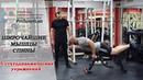 СТАТОДИНАМИКА Упражнения на широчайшие мышцы спины