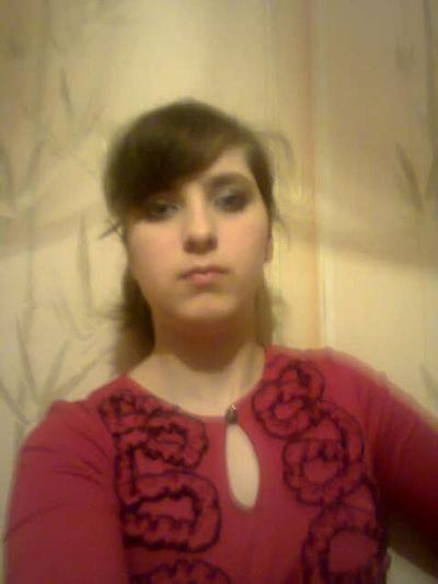 Валентинка Кригер, 1 января 1999, Нижний Новгород, id195166133