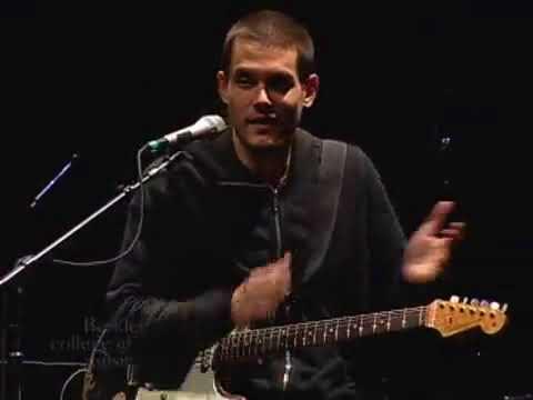 John Mayer - How To Build A Guitar Solo - Berklee Clinic 2008 (Pt.5)