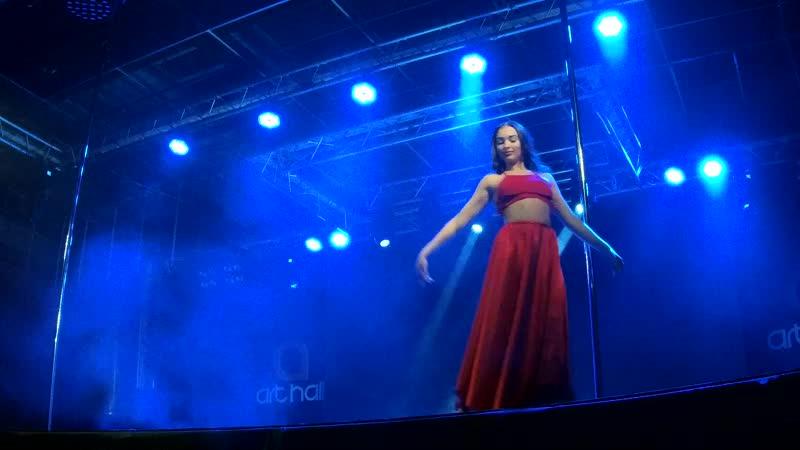 Мария Олейник, Sisters Show, Норильск, 20.04.2019
