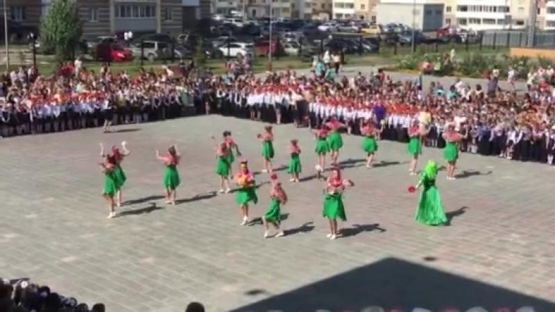 START UP школа уличных танцев выступления 1 сентября