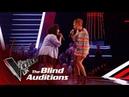Jennifer Hudson Nicole Dennis' 'And I Am Telling You' Blind Auditions The Voice UK 2019