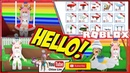 🌷 Roblox MeepCity Gameplay! New Updates! Playground! Furniture! SOME MISCHIEF! LOUD WARNING!