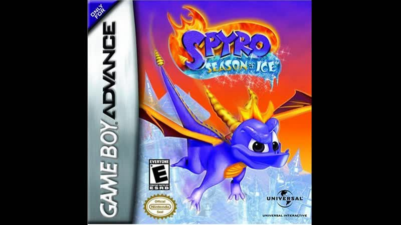 Level 1 Spyro Season of Ice Opening Cutscene