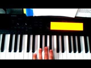 Talib Tale - Ola Xeberi (PIANO TUTORIAL)
