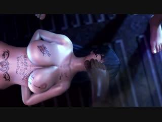 [opiumud-024] Taimanin Doujin 2.5 + Bad end 2.6 {Порно,Хентай,Hentai,Porno,SFM,Big tits,Oral sex,Group sex,Bukakke,Creampie}